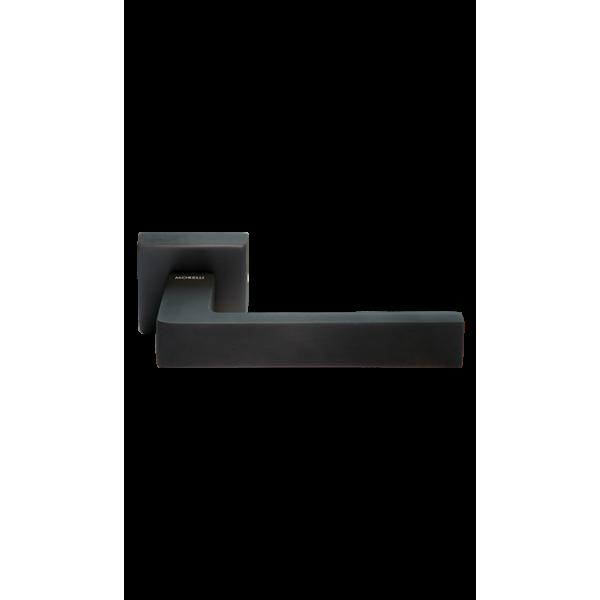 Дверные ручки HORIZONT BLACK