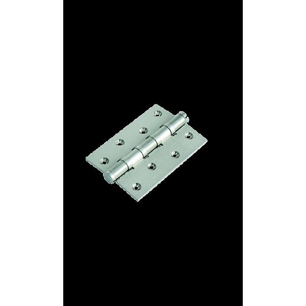 Петля Morelli латунная универсальная MBU 100X70X3-4BB SC