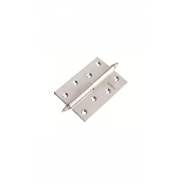 Петля латунная разъёмная с короной MB 100X70X3 SN R C