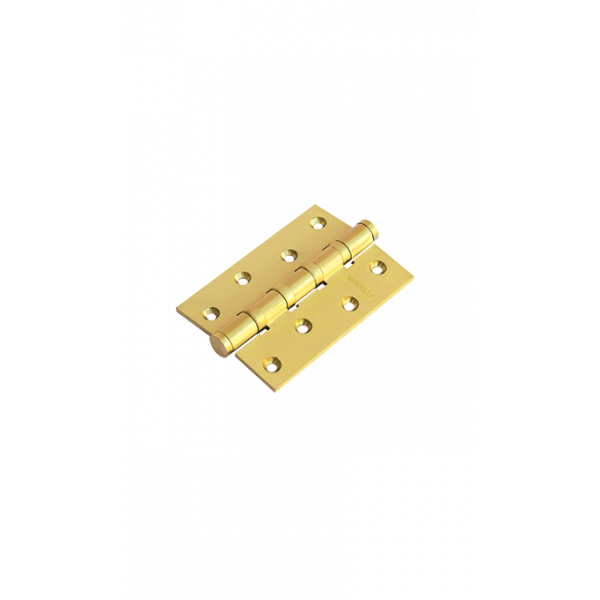 Петля Morelli латунная универсальная MBU 100X70X3-4BB SG