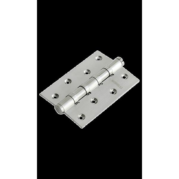 Петля латунная универсальная MBU 100X70X3-4BB SN