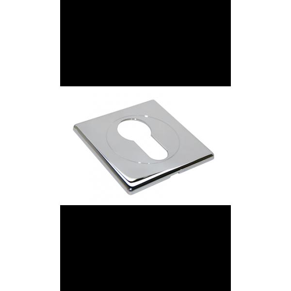 Накладки на ключевой цилиндр LUX-KH-S CRO