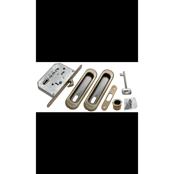 Комплект для раздвижных дверей MHS150 L AB