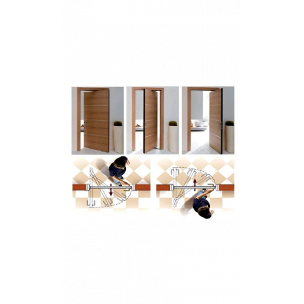 Комплект для двери ширина от 565 до 915 мм, высота 2000 мм